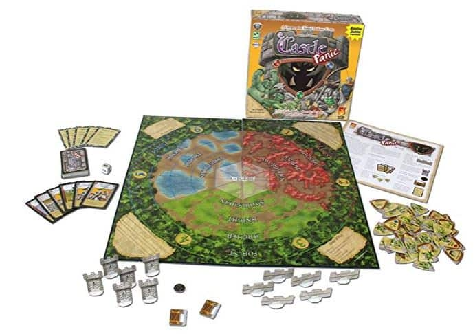 Castle Panic Family Game