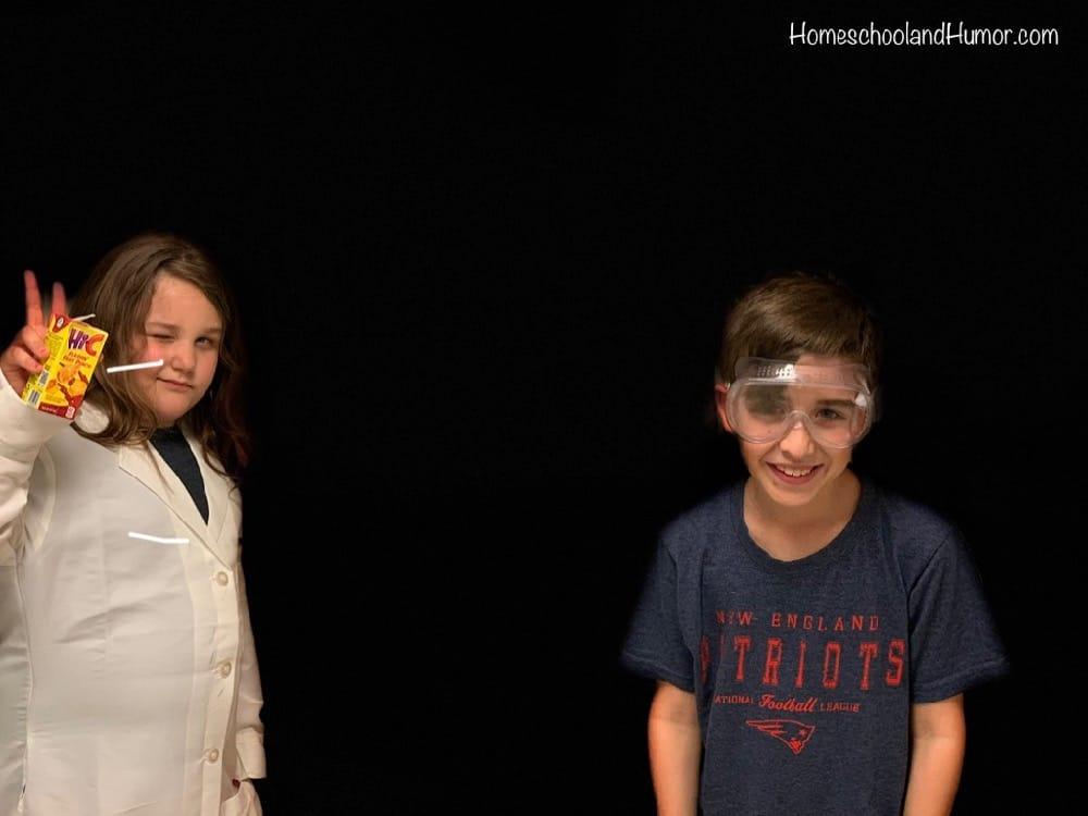 science, homeschool