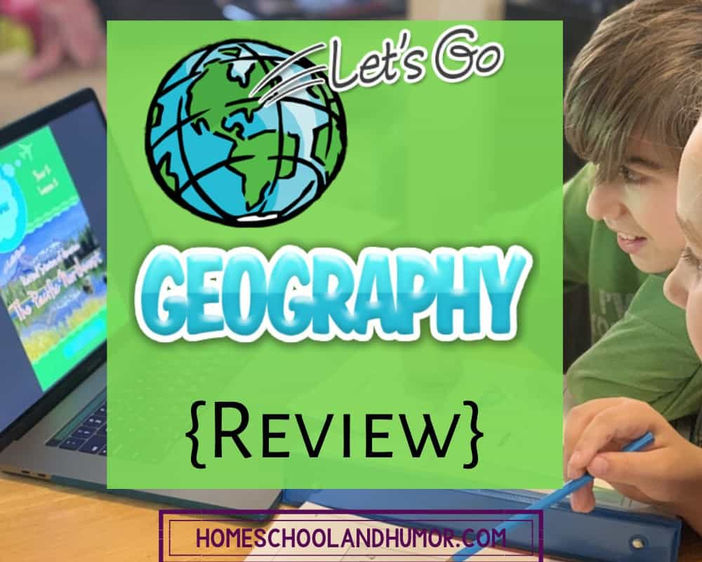 Let's Go Geography Review