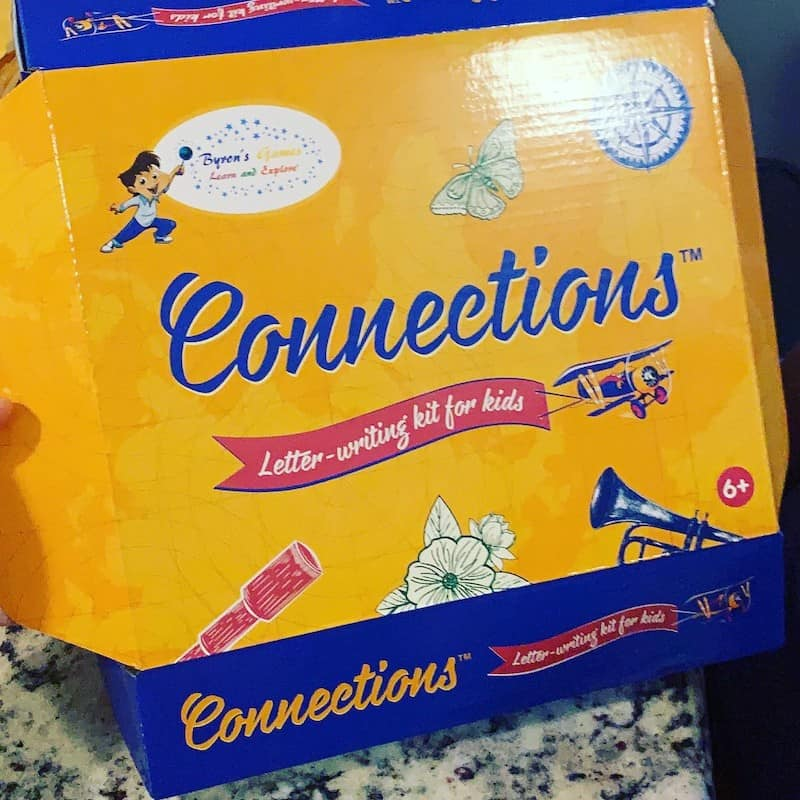 Connections Stationary Kit