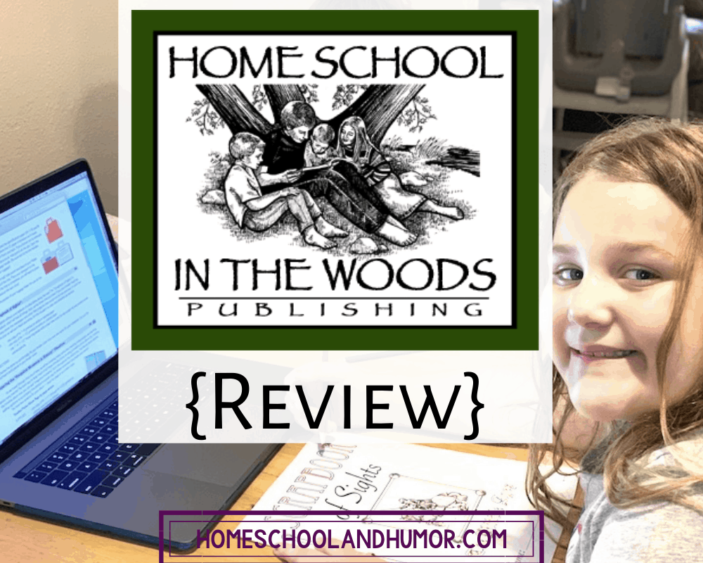 homeschool in the woods feature image