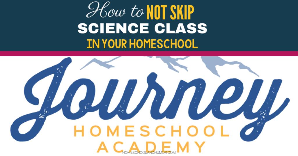 Journey Homeschool Academy Biology Elementary Review
