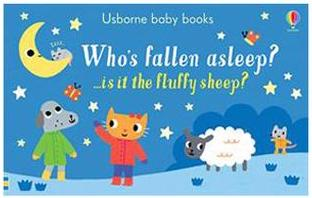 Favorite Board Books for Toddlers & Babies: Who's fallen asleep?