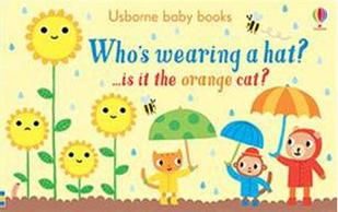 Favorite Board Books for Toddlers & Babies: Who's wearing a hat?