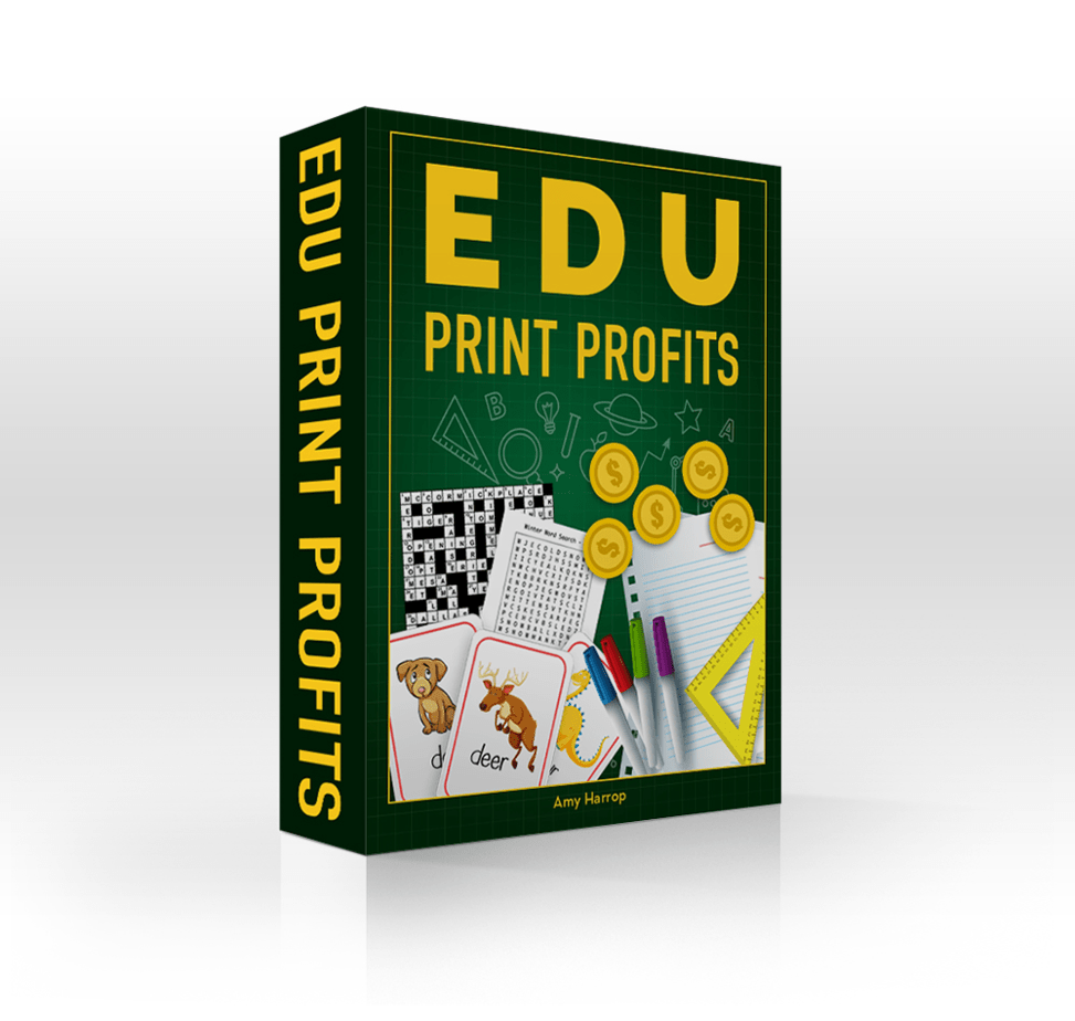 EduPrintProfits by Amy Harrop for How to Start Homeschooling giveaway by Richie with Homeschool and Humor