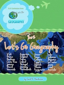 Let's Go Geography Year 2 - 2 year access - Giveaway