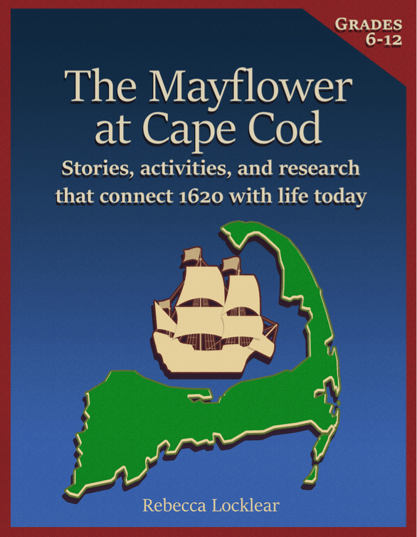 Mayflower at Cape Cod by Rebecca Locklear- Giveaway