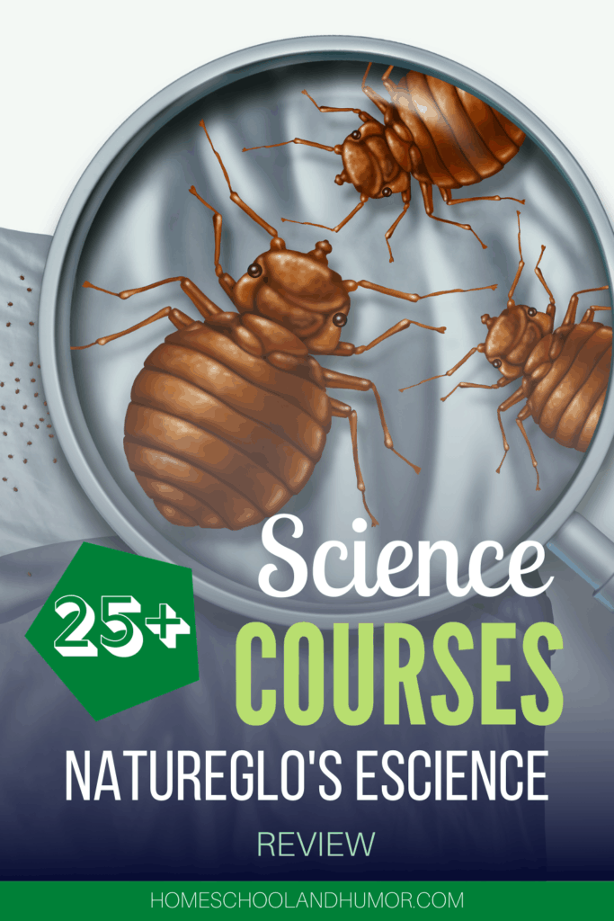 NatureGlo's eScience courses are filled with information-rich online lessons that teach your child all about different topics of Science! They include life science topics, MathArt lessons, science with geometry, marine biology and various other science topics that explores the animals and world around them. Read the review to learn more and how we used NatureGlo Science courses in our homeschool. #science #scienceclasses #homeschool #homeschoolscience #natureglo