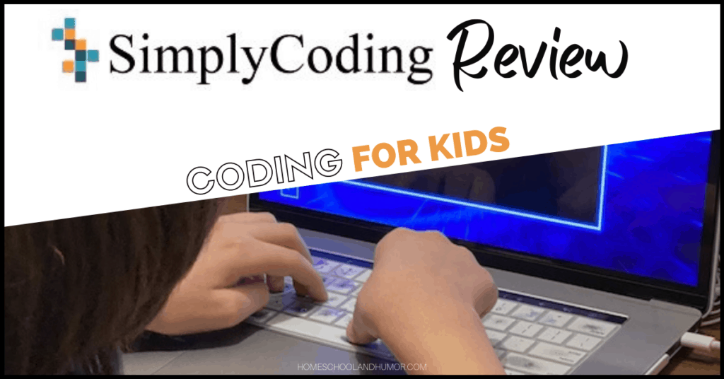 Simply Coding - coding for kids, homeschool
