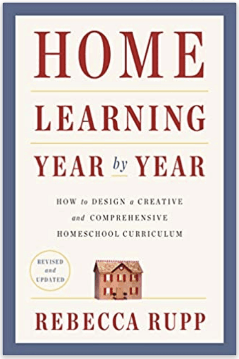 Home Learning Year by Year is my #1 homeschool book go-to!