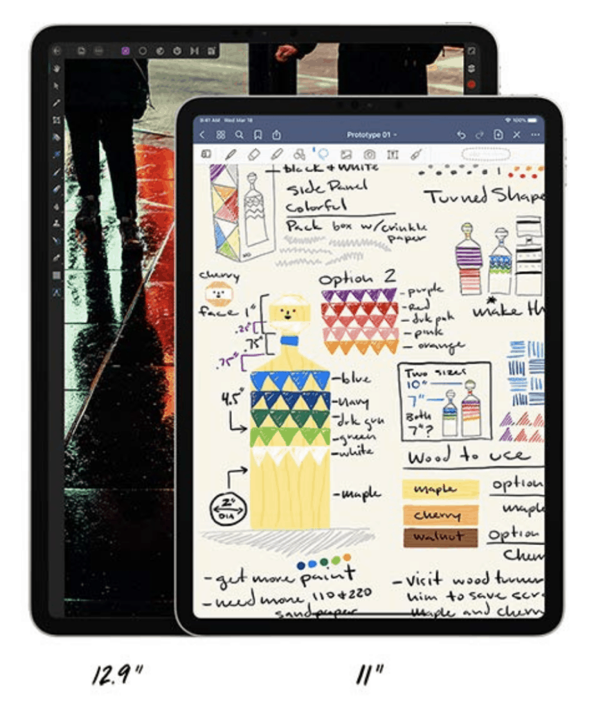 New Generation iPad with apple pencil is perfect mother's day gift!