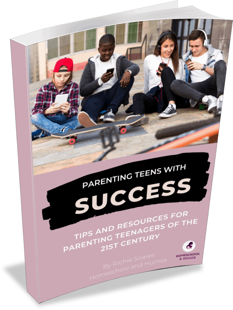 Book about parenting teens