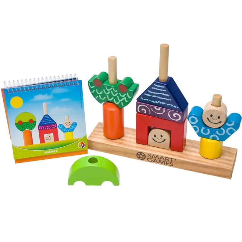 Day & Night helps build brain development games for toddlers and preschoolers and is one of the best brain games for toddlers I've found. Logical thinking games helps the brain grow in several areas.