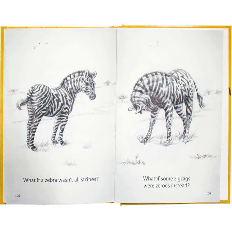 All About Reading Pre Reading program - Zigzag Zebra book