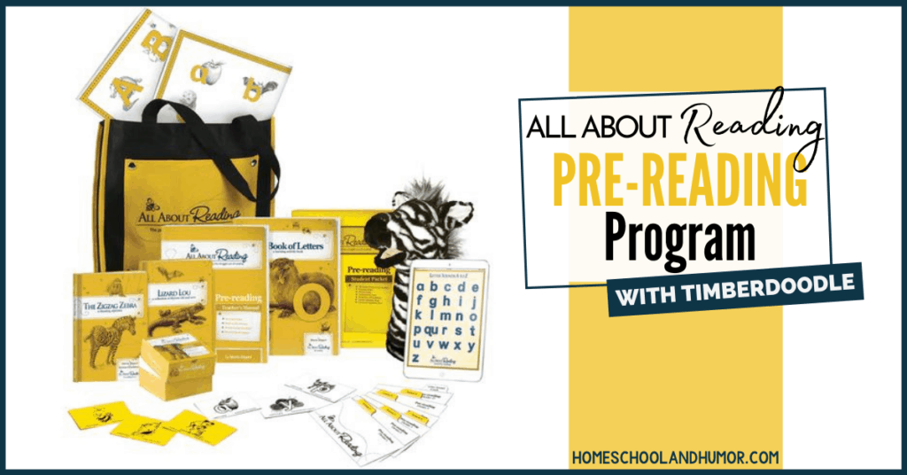 ALL ABOUT READING PRE READING PROGRAM