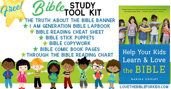 Free Bible Study Tool Kit