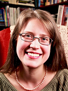 Danika Cooley - she helped me learn how to start a Bible study with my kids!