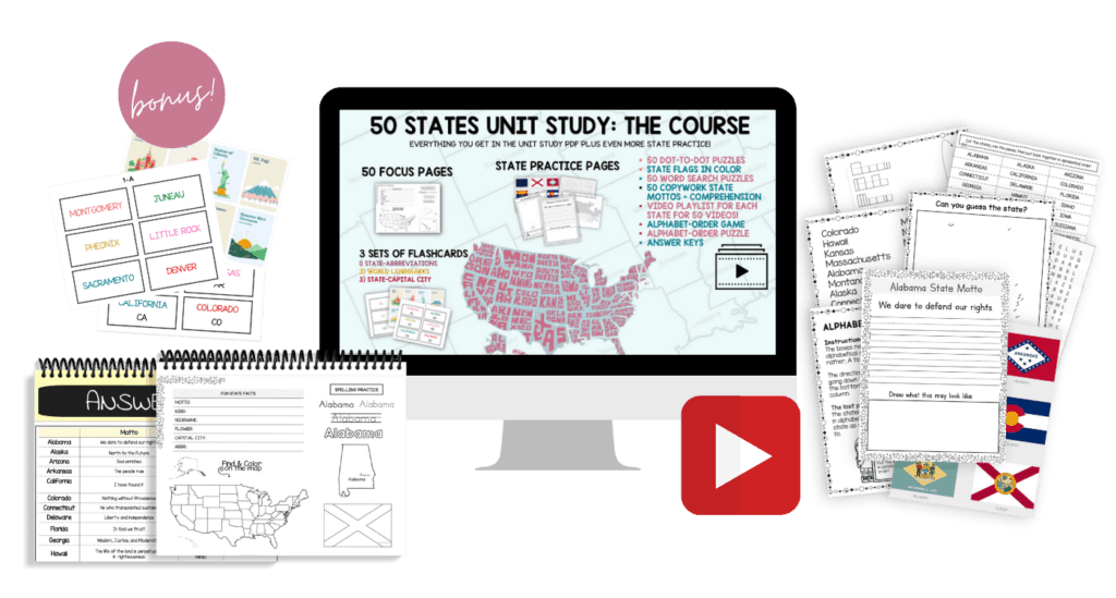 50 States Course