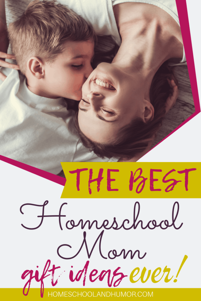 Here are some of the most thoughtful and brilliant best gifts for homeschool moms for Mother's Day. A gift I can literally use to make my life easier is the best one ever! Check out these homeschool mom Mother's Day gift ideas. #mothersday #giftsformom #presentsformom #homeschoolmom #momday