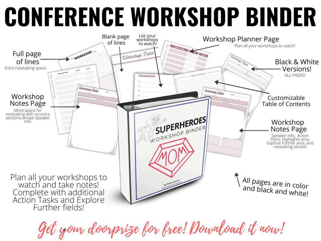 Doorprize_Conference_Workshop_Binder