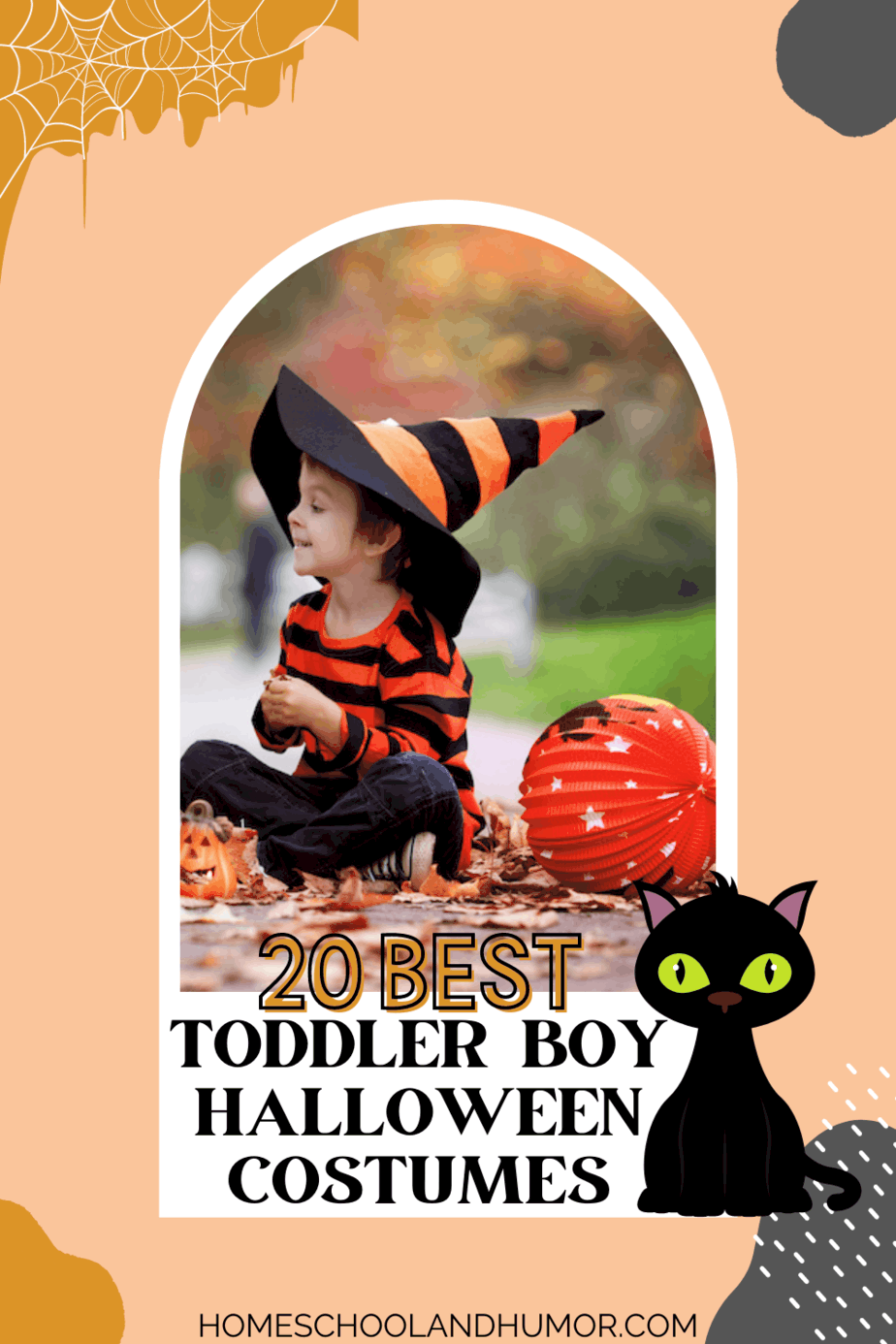 20 Best Toddler Boy Halloween Costumes for 2021