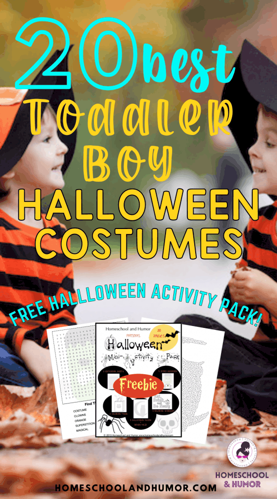 Little boys love to dress up in costumes, so this year, get him a costume from our list of the best toddler boy halloween costumes that are UN-SPOOKY! He might even wear them all year long!
